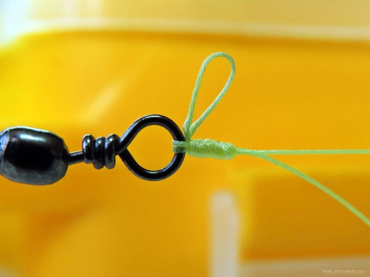 Как привязать плетенку к плетенке: самые надежные узлы