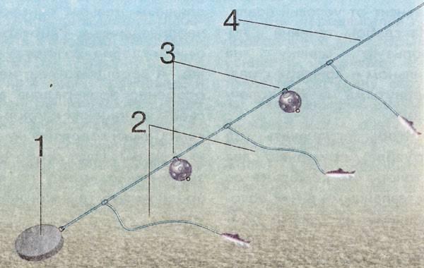Как правильно сделать закидушку для рыбалки в домашних условиях? – суперулов – интернет-портал о рыбалке