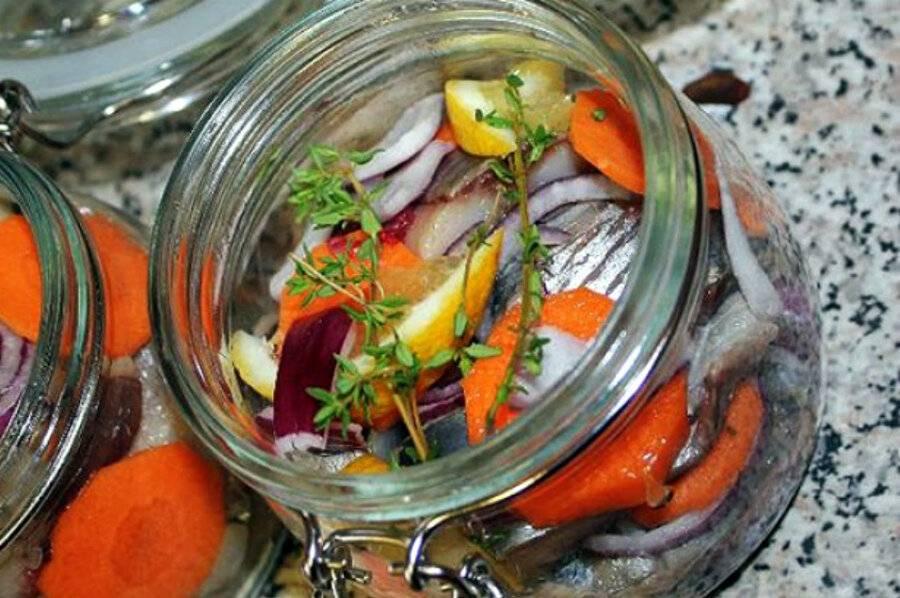 Сельдь маринованная слабосоленая – кулинарный рецепт