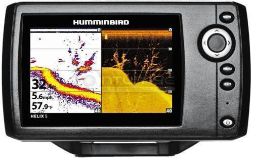 Эхолот humminbird helix 12: знакомство, адаптация, использование.