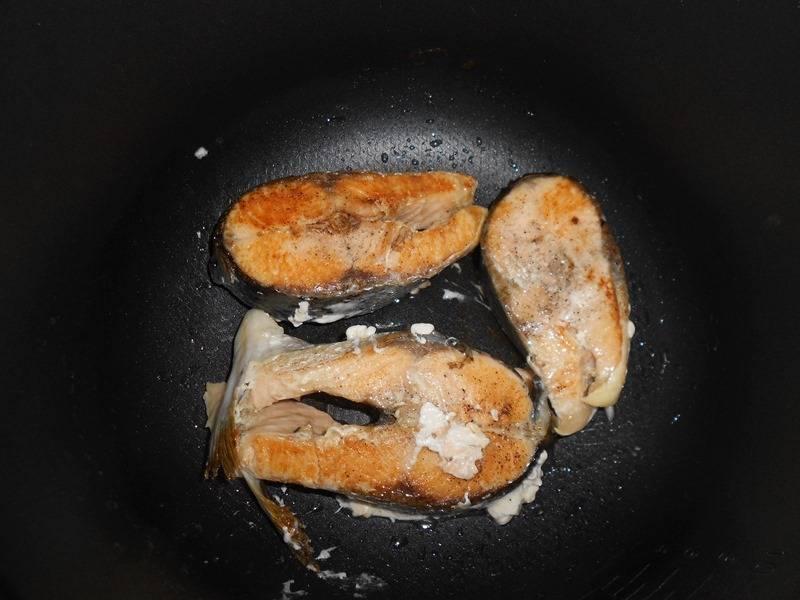 Блюда из рыбы в мультиварке - рецепты
