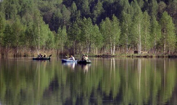 Рыбалка в савельево: услуги рыболовного клуба