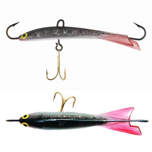 Ловля щуки зимой на балансир и блеску, особенности зимней рыбалки на живца, сетями