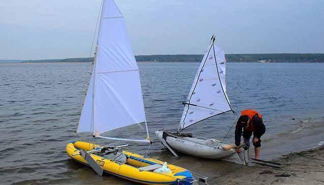 Парус на лодку пвх своими руками: как сделать? парус на лодку пвх своими руками: как сделать?