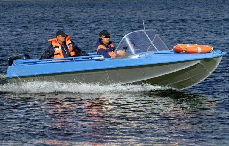 Технические характеристики лодки казанка 5м4
