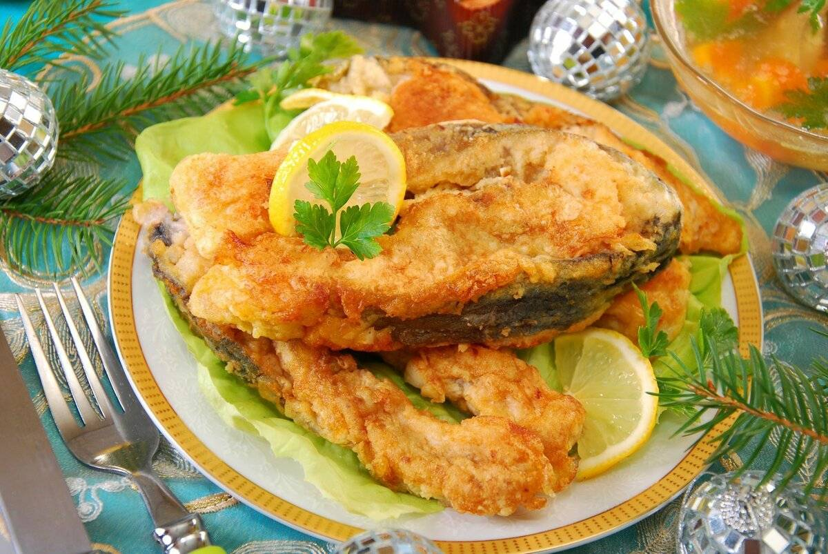 Рыба в кляре: рецепты как вкусно приготовить сам кляр и пожарить в нем рыбку