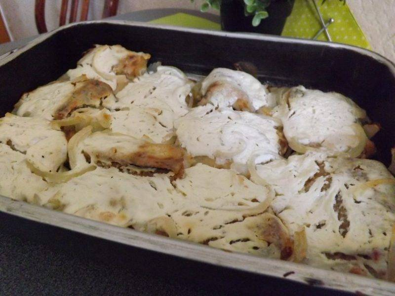 Рецепт щуки, жареной на сковороде - 8 пошаговых фото в рецепте