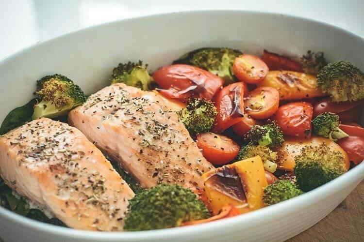 Лосось на пару в мультиварке: калорийность, рецепты с фото, как приготовить