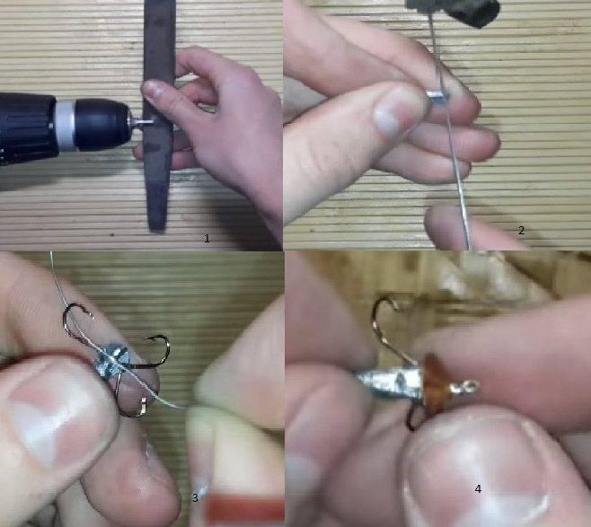 Мормышка «ведьма»: как сделать своими руками, как правильно ловить рыбу на «ведьму», преимущества и недостатки, фото