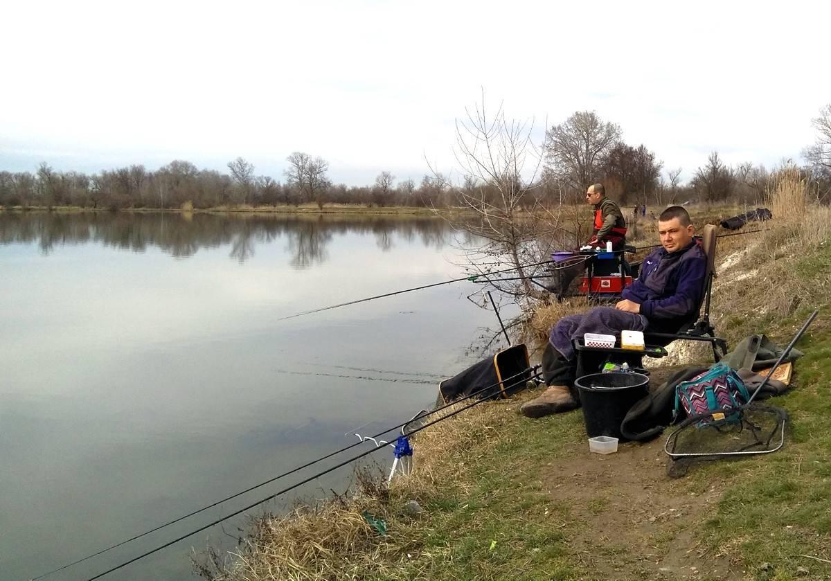 Рыбалка в краснодарском крае: места, особенности и правила