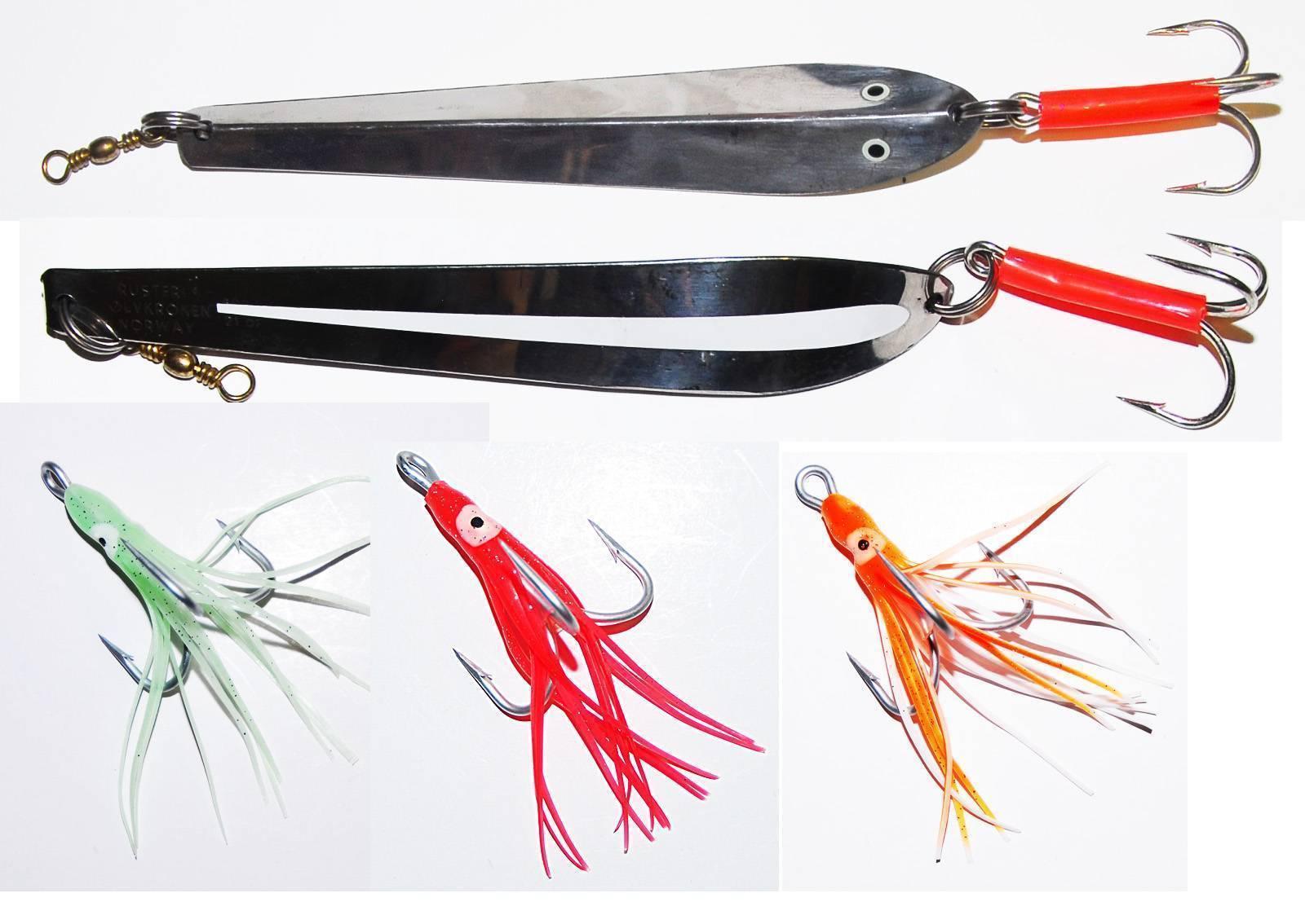 Пилькеры для морской рыбалки