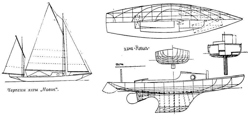 Из чего делают корпус яхты? « домашняя яхт-верфь.