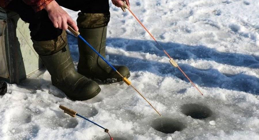 Зимняя рыбалка: основы
