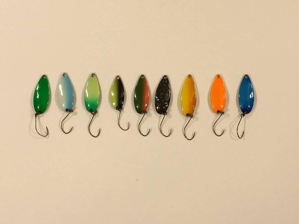 Блесна своими руками: как сделать рыболовную насадку, например, летнюю из алюминия в домашних условиях, а также чертежи для изготовления приманок