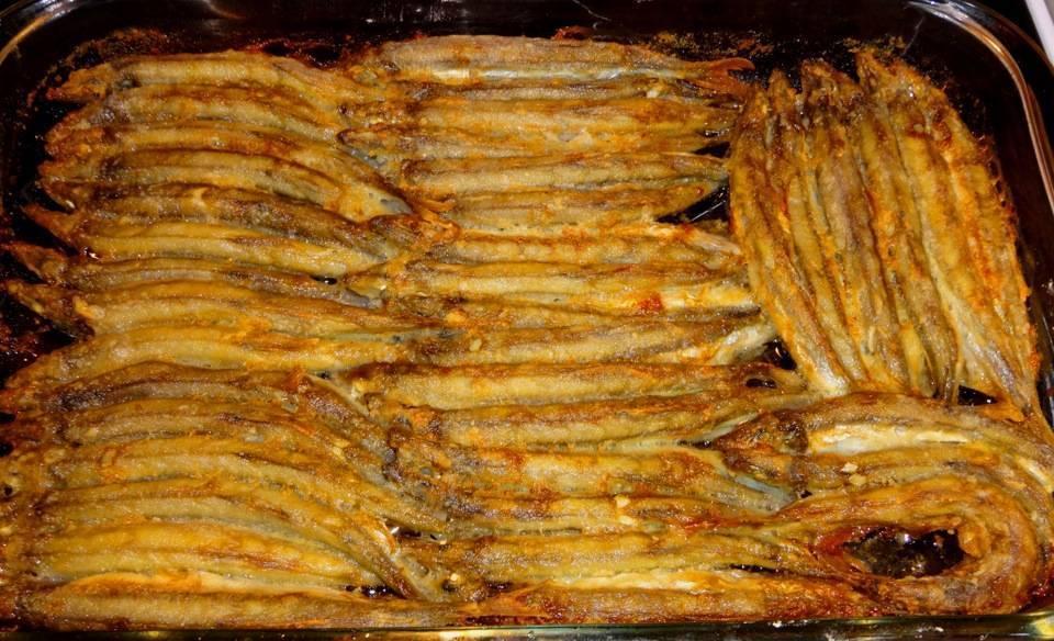 Рыба омуль рецепты приготовления