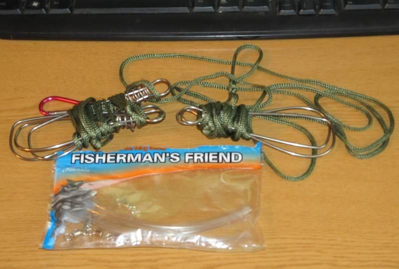 Кукан как удобное средство для переноски рыбы, его виды; рекомендации по изготовлению снасти своими руками
