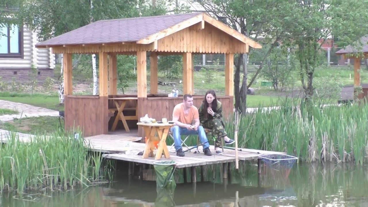 Рыболовные базы в краснодарском крае