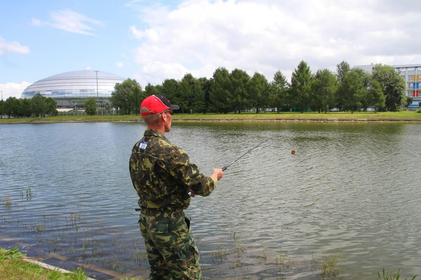 Рыбалка в нижегородской области и нижнем новгороде