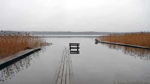 Липовское озеро (соленое)