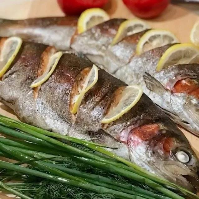 Рыба по царски рецепт
