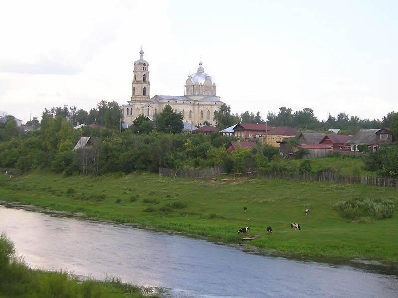 Топ 25 — реки рязанской области