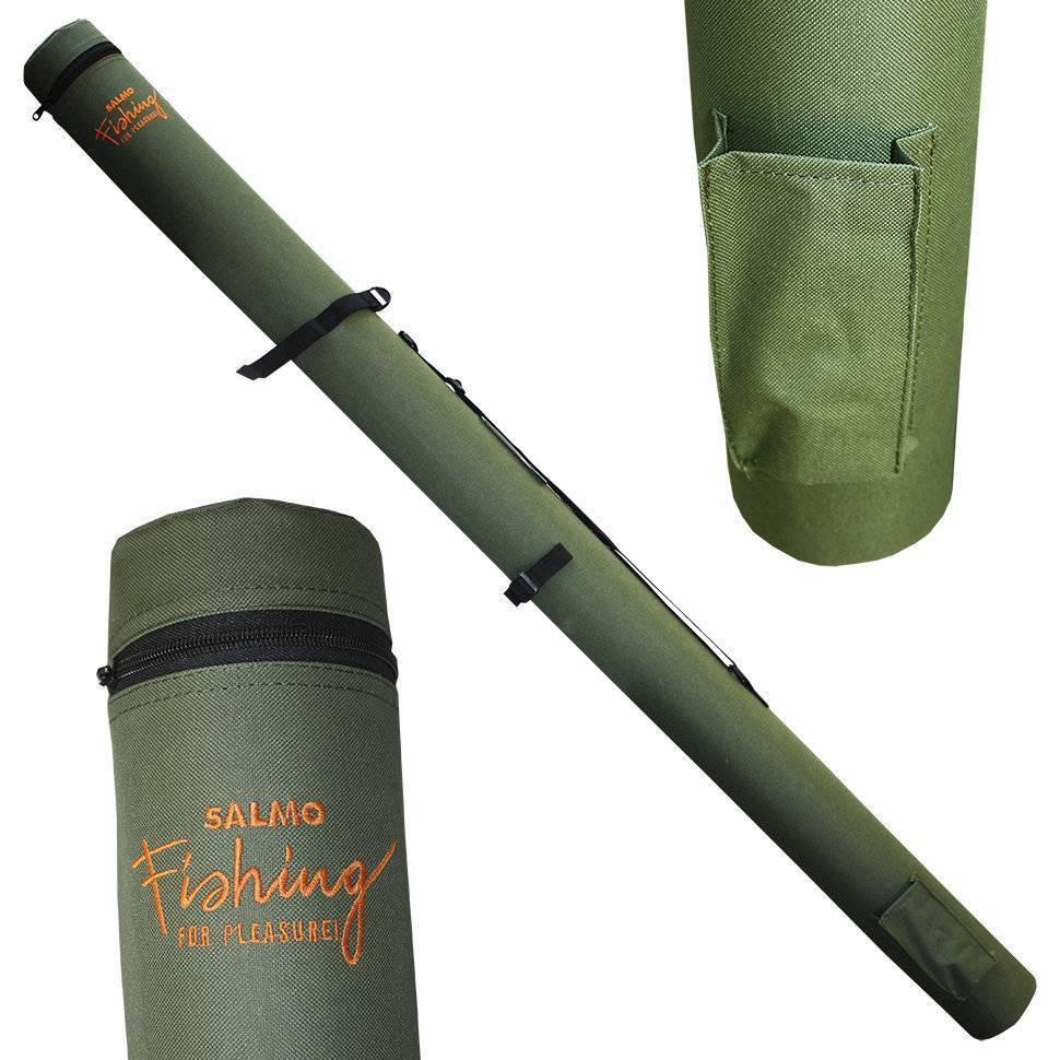 Тубус для спиннингов: как сделать чехол для спиннинга своими руками, самодельный жесткий футляр для телескопических удилищ с катушками, матчевой удочки