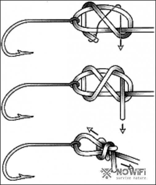 Рыболовные узлы на все случаи
