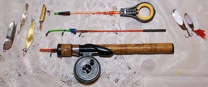 Снасти для зимней рыбалки своими руками: удочка, мормышка, жерлица