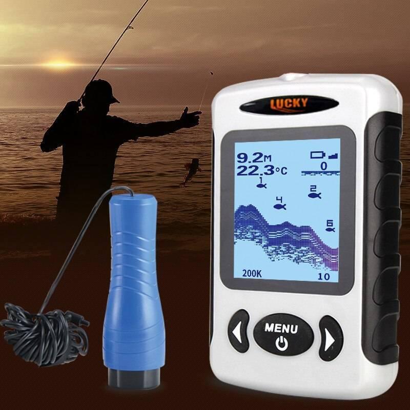 Эхолоты для рыбалки летом и зимой, лучшие модели