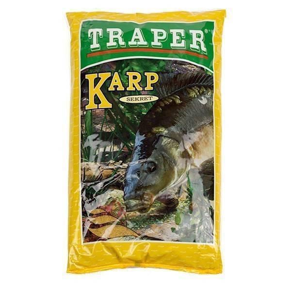 Траппер прикормка - описание, виды прикормок и отзывы