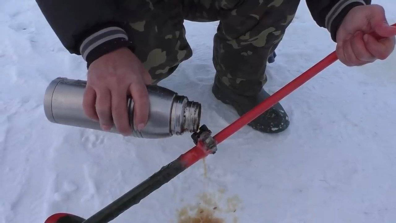 Зимняя рыбалка. полезные рыбацкие хитрости