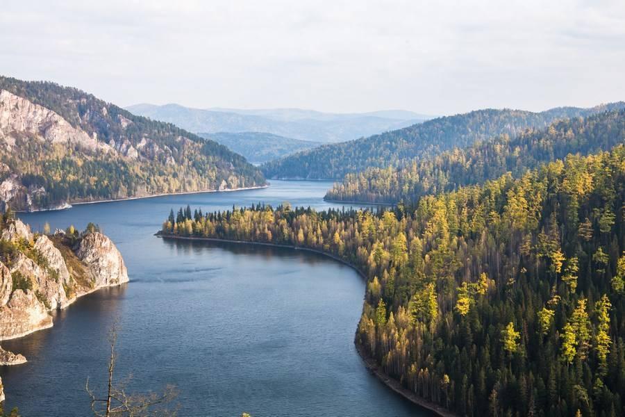 Покорить красноярское море. где на водохранилище можно отдохнуть? | досуг | аиф красноярск