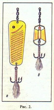 Ловля на грушку и способ изготовления