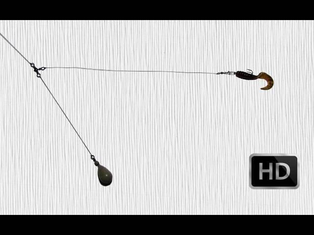Отводной поводок: особенности снасти, способы монтажа оснастки для ловли окуня, щуки и судака