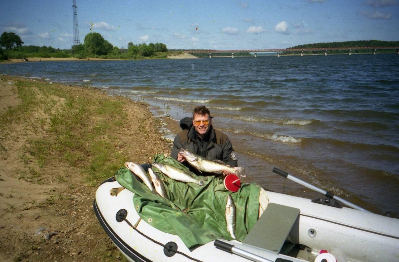 Рыбалка на пахке: какая рыба водится, ловля на реке в районе ям
