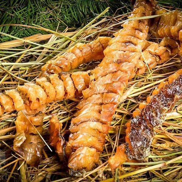 Юкола из щуки – рецепт с фото домашнего приготовления с перцем