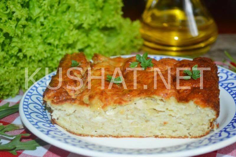 Морковно-рыбное суфле – кулинарный рецепт