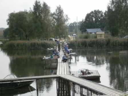 Барыбино - рыбалка, цены, контакты и как проехать