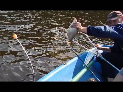 Ловля леща с лодки: схема оснастки на бортовые и другие удочки, ловля на яйца, рыбалка на течении, в стоячей воде и на подпуск