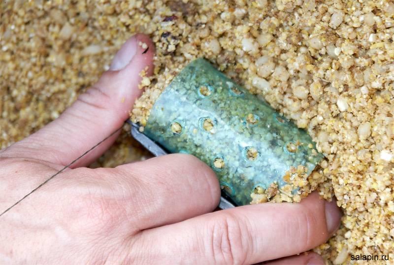 Как приготовить перловку для рыбалки на карася: как правильно варить, запарить и использовать