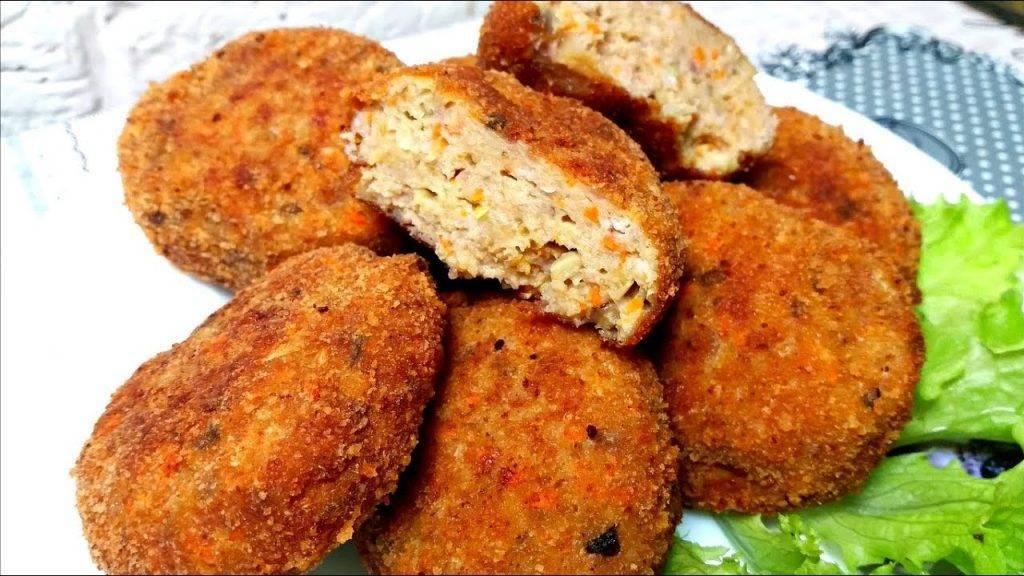 Рыбные котлеты из карпа. рецепт. фото