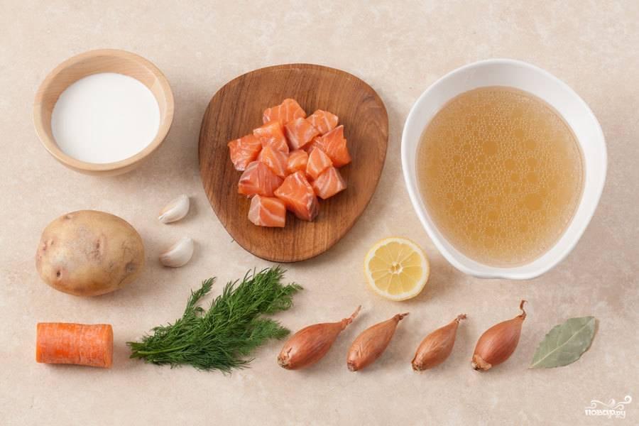 Домашняя уха из сёмги: подборка самых интересных рецептов