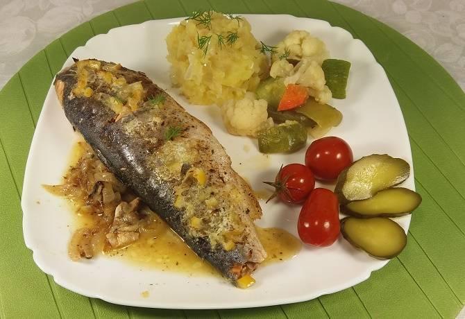 Как приготовить рыбу голец вкусно