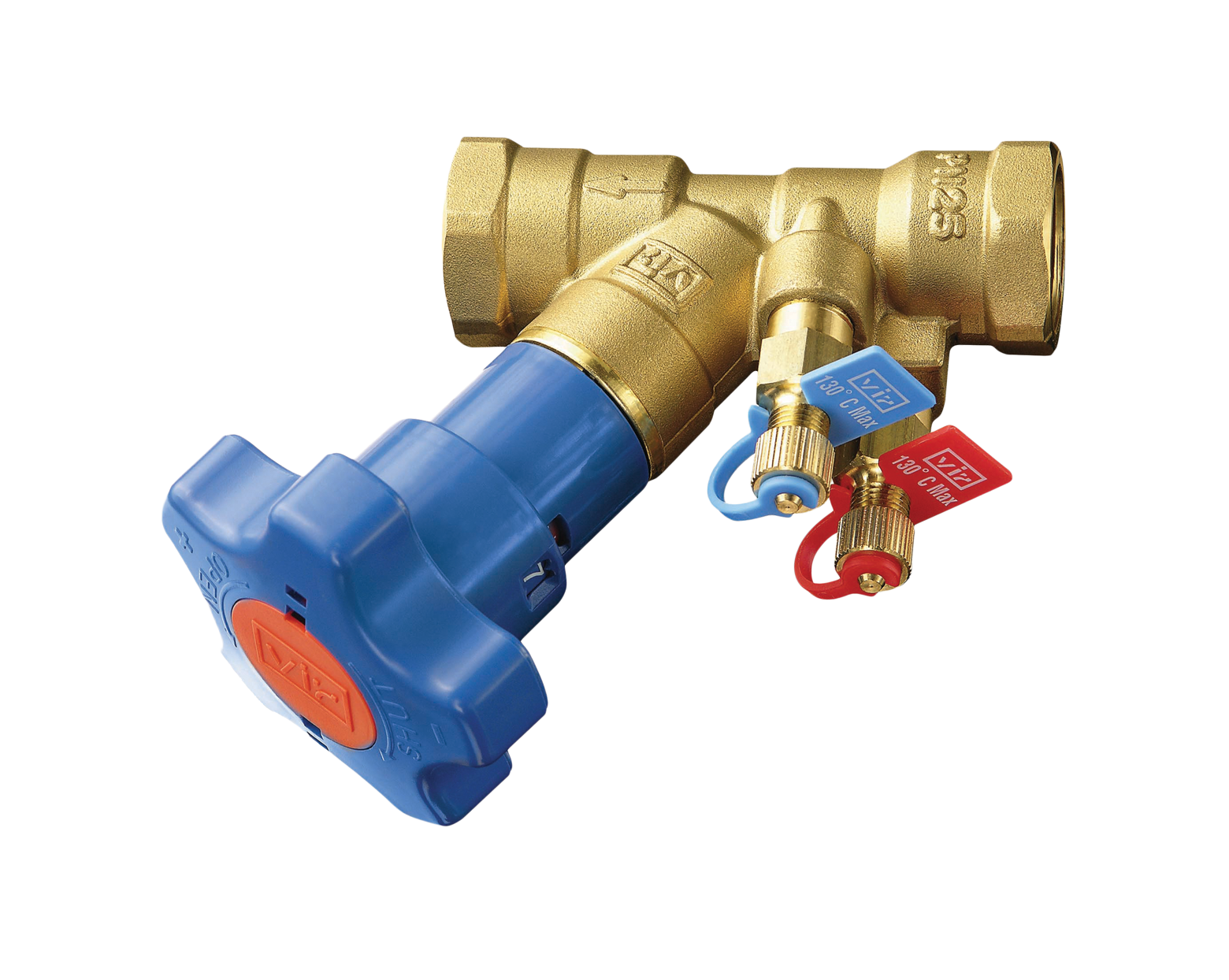 Балансировочный клапан: принцип работы и монтаж