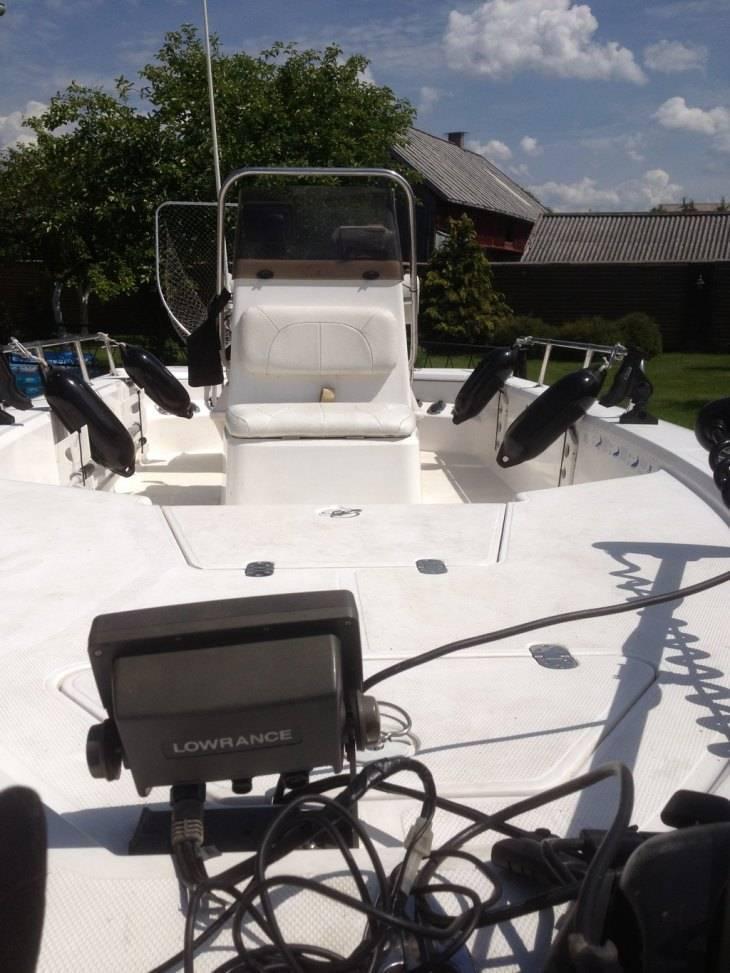 Тюнинг моторных лодок — lodkavmore
