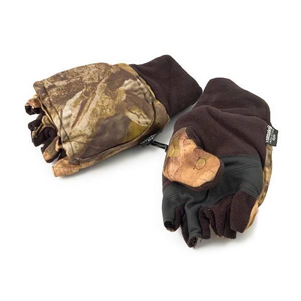 Перчатки для зимней рыбалки: какую модель выбрать, материалы изготовления варежек