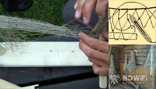 Кастинговая сеть своими руками - принцип действия, варианты изготовления и эффективность