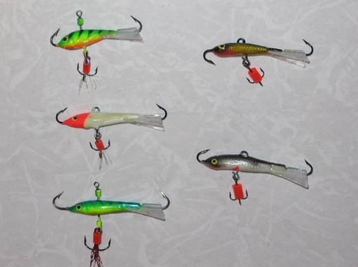 Выбор удочки для зимней рыбалки на балансир