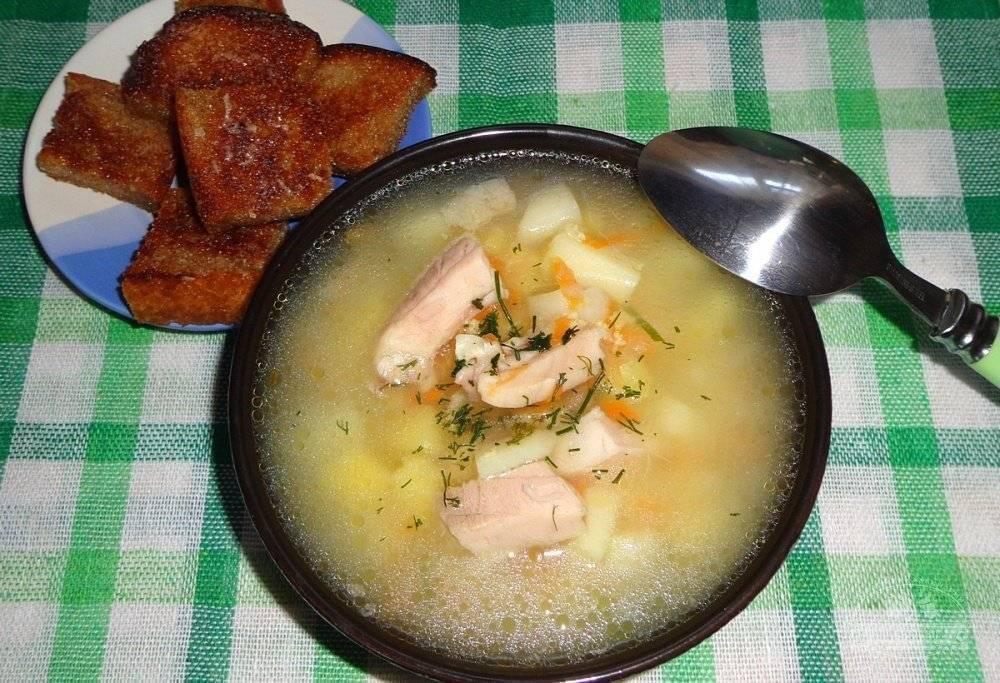 Рыбный суп из форели: 5 вкусных рецептов