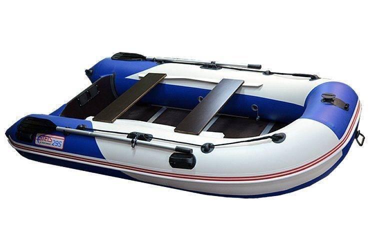 Советы по выбору резиновых лодок под мотор